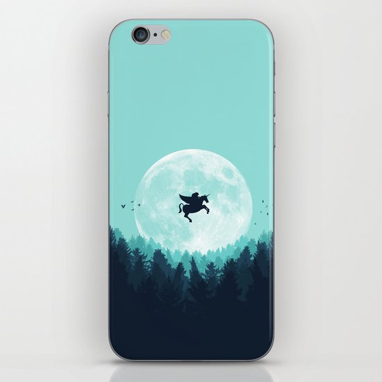 Fairytale iPhone & iPod Skin