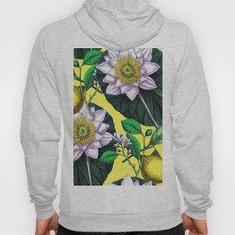 Vintage Lotus + Lemons Hoody
