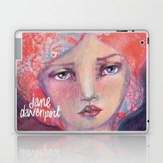 Folie by Jane Davenport ( with logo) Laptop & iPad Skin