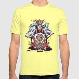 The Wolf Princess (Purple) T-shirt
