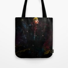 Into The Unknown. Tote Bag