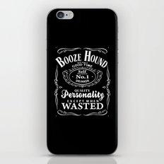 Booze Hound iPhone & iPod Skin