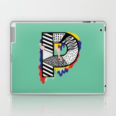 P for ... Laptop & iPad Skin