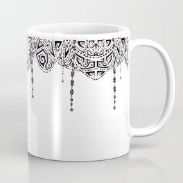 Drapes Coffee Mug