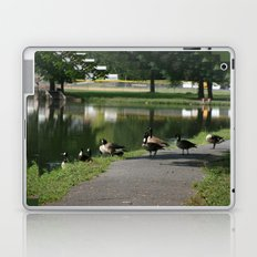 Day at the Park Laptop & iPad Skin