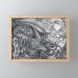 BOGOMILS OSSUARY Framed Mini Art Print