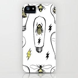 Bug Lights iPhone Case
