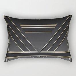 Art deco design IV Rectangular Pillow