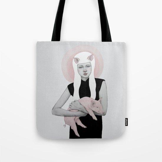 Peonia Tote Bag
