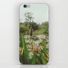 Ubud Garden iPhone & iPod Skin