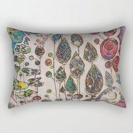Behind the Veil Rectangular Pillow
