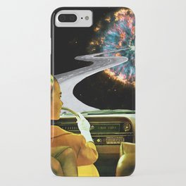 On the Road to the Akashic Library iPhone Case