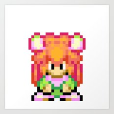 Secret of Mana Sprite Art Print