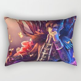 The High King Rectangular Pillow