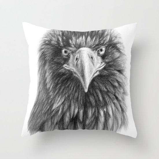Eagle SK069 Throw Pillow