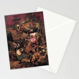 "Pieter Bruegel (also Brueghel or Breughel) the Elder ""Dulle Griet"" Stationery Cards"