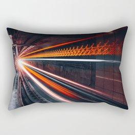 Taipei Metro Rectangular Pillow