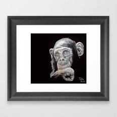 Today I see... Framed Art Print