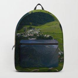 Landscape of Germany Backpack