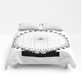 Fairground Big Wheel Comforters