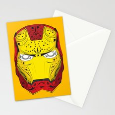 Sugary Iron Man Stationery Cards
