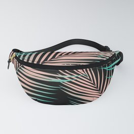 Palm Leaves - Cali Vibes #2 #tropical #decor #art #society6 Fanny Pack