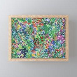 Botanical Garden Framed Mini Art Print