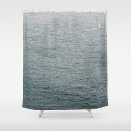 Lost Sailor Shower Curtain