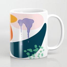 abstract dripping Coffee Mug