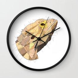 Beardie Wall Clock