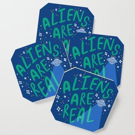 Aliens Are Real Coaster