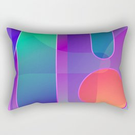 Future Dreams Rectangular Pillow
