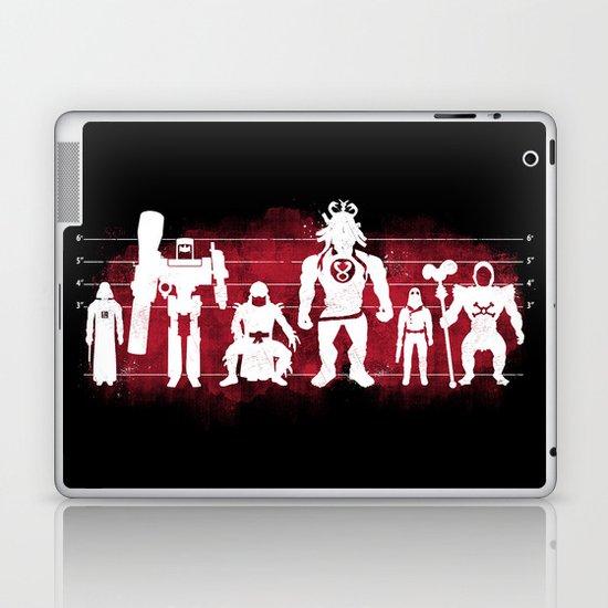 Plastic Villains  Laptop & iPad Skin