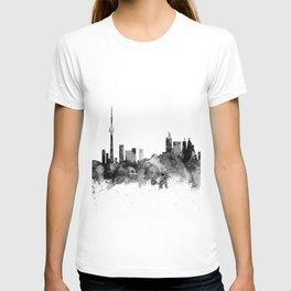 Toronto Canada Skyline T-shirt