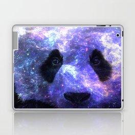 Galaxy Panda Space Colorful Laptop & iPad Skin