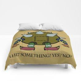 Labyrinth Goblins Union Comforters