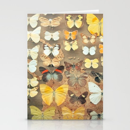 The Butterfly Collection I Stationery Cards