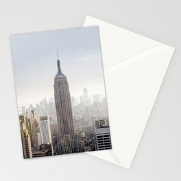 New York City Art Print, Empire State Building Photo, New York City Home Decor, New York City Skyline, New York City Photography, NYC Print Stationery Cards