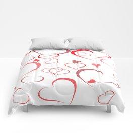Hearts Comforters