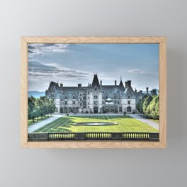 The Bilmore Estate Framed Mini Art Print