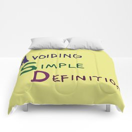 ASD Acronym Comforters