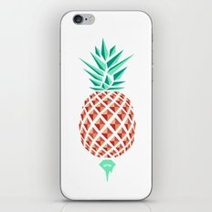 Sobriquet Pineapple. iPhone & iPod Skin