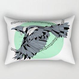 Tui Geometric Rectangular Pillow