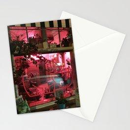 Pink Rhino Salon #UrbanArt #Photography #StreetScene Stationery Cards