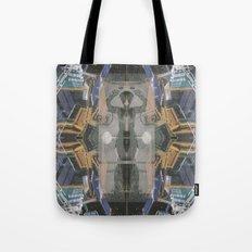The Space Excavation Terror Tote Bag