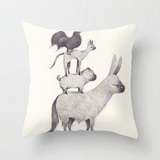 bremen Throw Pillow