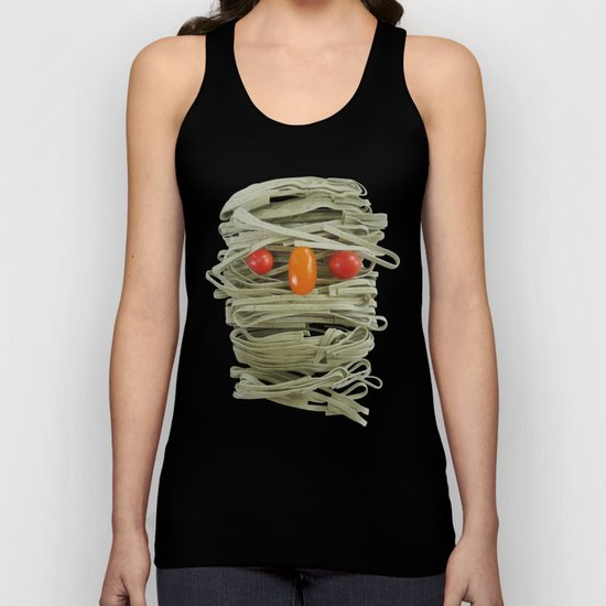 A Thing of the Pasta Unisex Tank Top
