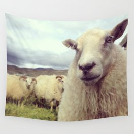 What's up? Wall Tapestry