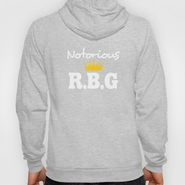 Notorious RBG Hoody