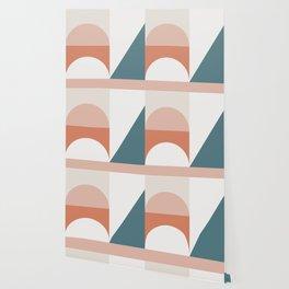 Cirque 03 Abstract Geometric Wallpaper